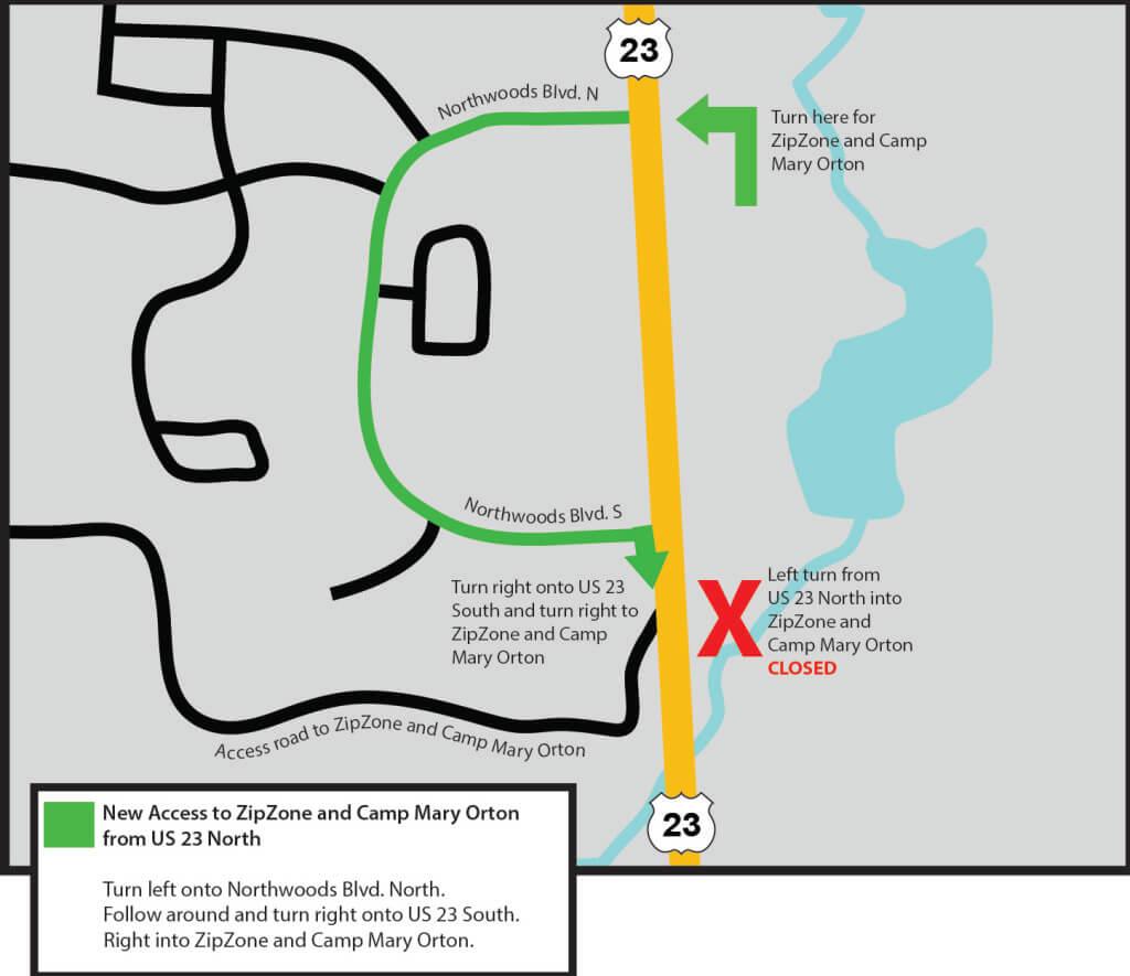 Detour Map 5-2015