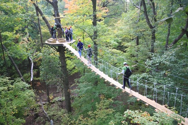 Zip Lining Frequently Asked Questions Zip Lining Ohio