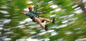 ZipZone Canopy Tours - Zip Lining
